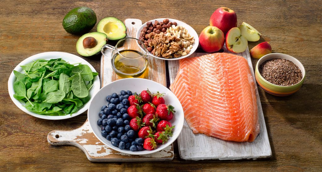 Dieta para comer sano