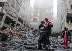 Israel continua con los bombardeos a Gaza
