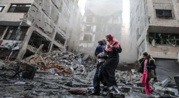 israel bombardeo